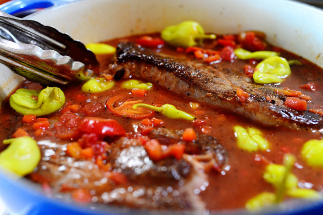 Hot and Spicy Italian Drip Beef | Family Recipe Central